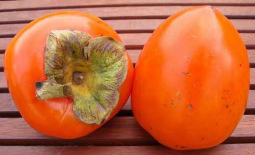 Хурма − главный фрукт сезона