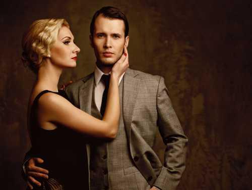 Его прическа и характер мужчина и женщина