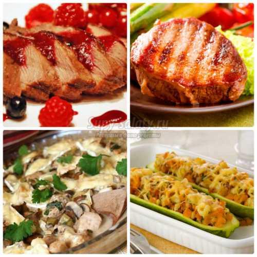 Блюда на Новый год 2018: лушие рецепты с фото