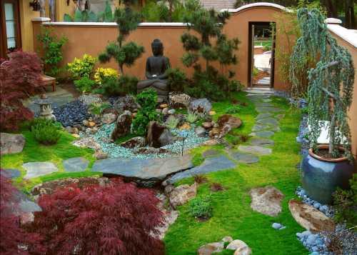 Ландшафт вашего сада