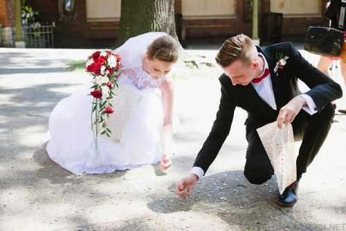 Хорошие свадебные приметы