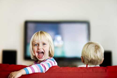 Малыш и телевизор: решаем проблему