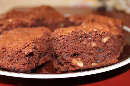 Как приготовить шоколадный брауни рецепт с фото