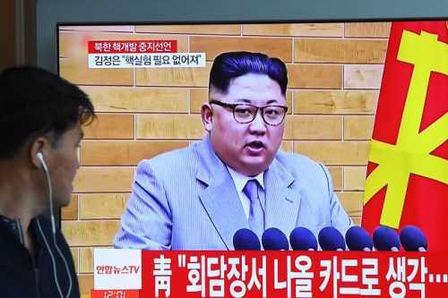 Реакция Пхеньяна на пустослова