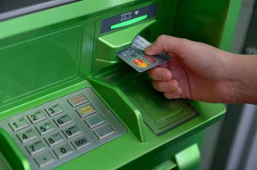 Что делать если банкомат зажевал деньги
