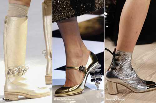 Итоги года с Lady: главные тенденции обуви 2011 фото