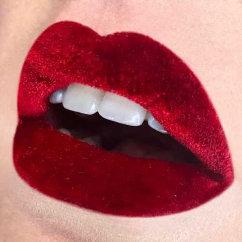 Макияж 2017: бархатные губы покорили социальные сети фото