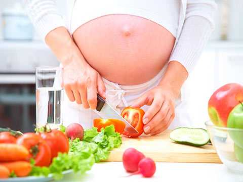 Правильное питание после беременности