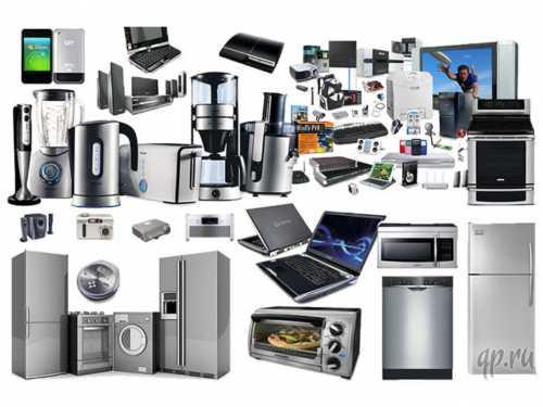 Домашняя бытовая техника и ее приобретение