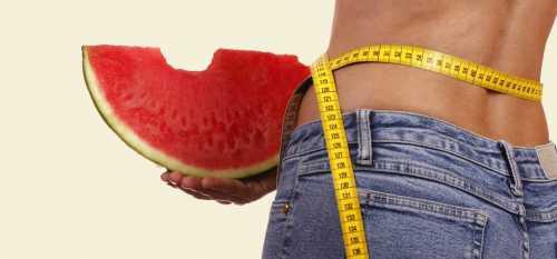 Арбузная диета поможет похудеть