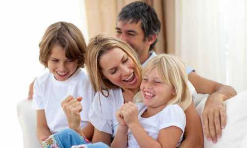 Семья и дети: как достичь понимания