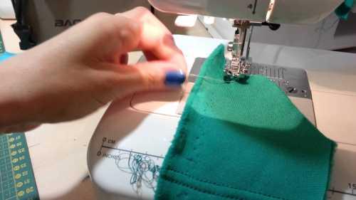 Как шить из трикотажа и без оверлока Часть 2