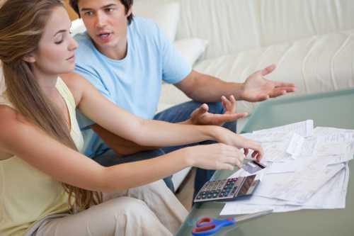 Как делят имущество при разводе семейные отношения