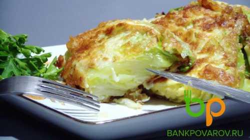 Рецепты из молодой капусты: готовим капустный шницель