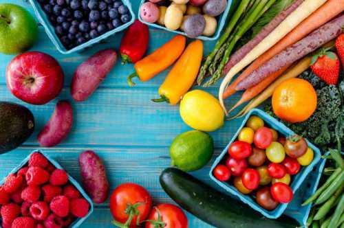 Овощи и фрукты на пользу, а не во вред