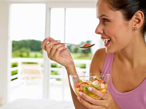 Что делать для уменьшения аппетита