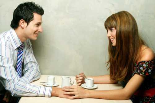 Знакомство по Интернету и первое свидание