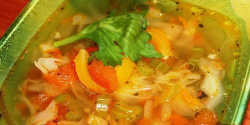 Супы первые блюда