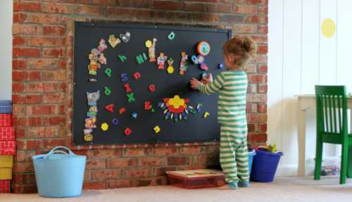 Идеи с выставки все для детской комнаты