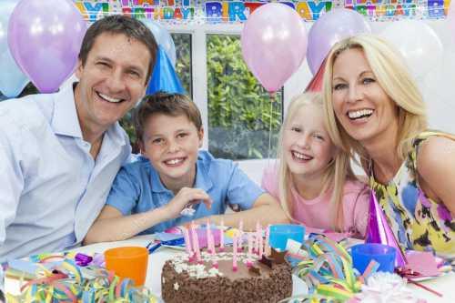 Праздник для семьи
