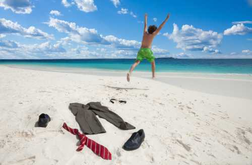 Отпуск без последствий
