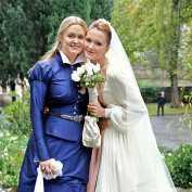 Свадьба Надежды Михалковой: уникальные фото