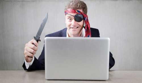 Киберполиция закрыла один из самых популярных пиратских сайтов