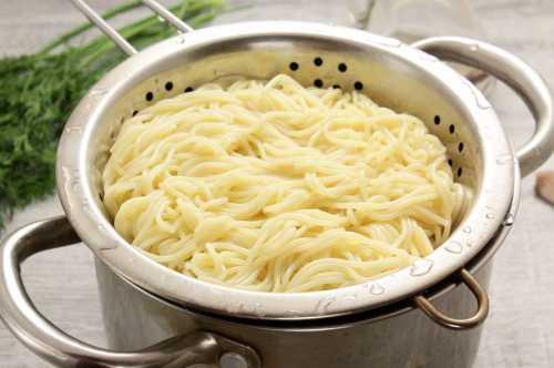Искусство приготовления макарон: рецепты приготовления европейских макарон