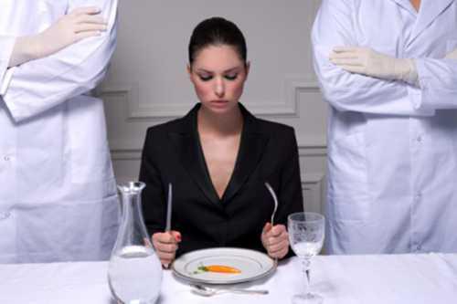 Надо выбрать определенную пищу и есть только ее в течение целой недели