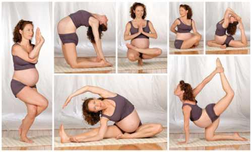 Упражнения для беременных: как сохранить отличную форму видео