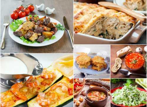 7 ужинов: чем вкусно накормить семью по вечерам