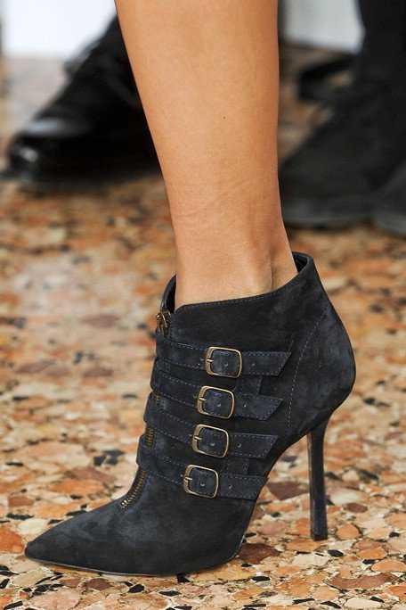Модная обувь осень/зима 2011-2012