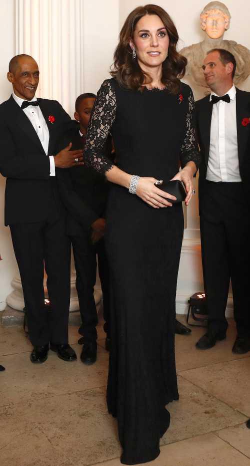 Меган Маркл і Кейт Міддлтон обрали схожі сукні від бренду Diane von Furstenberg