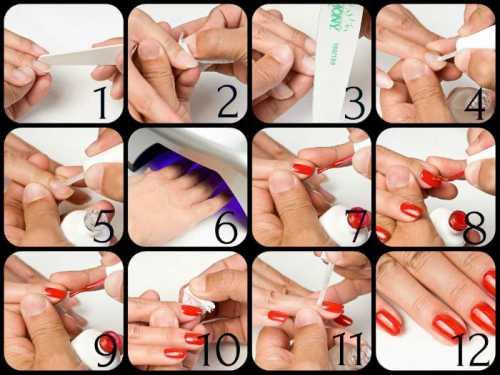 После чего намочить ватный диск специальной жидкостью или спиртом и обработать ногти