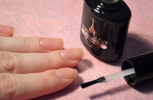 Как покрыть ногти гель