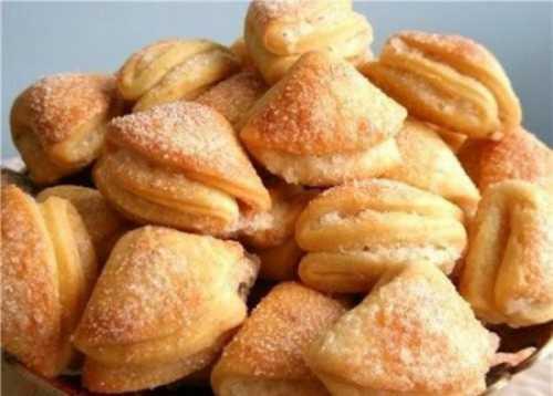 Печенье из творога: рецепт быстрого лакомства